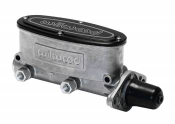 "Wilwood Engineering - Wilwood Tandem Chamber Master Cylinder - 1.12"" Bore"