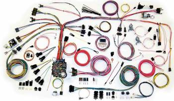 American Autowire - American Autowire 67-68 Camaro Wire Harness System