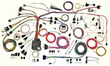 American Autowire - American Autowire 67-68 Firebird Wire Harness System