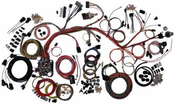 American Autowire - American Autowire 61-64 Impala Wiring Harness