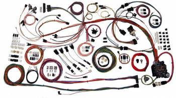 American Autowire - American Autowire 68-69 Chevelle Wiring Harness