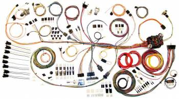 American Autowire - American Autowire 64-67 GTO Wiring Harness