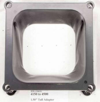 Wilson Manifolds - Wilson Manifolds Carburetor Adapter - 4150 to 4500 Flange