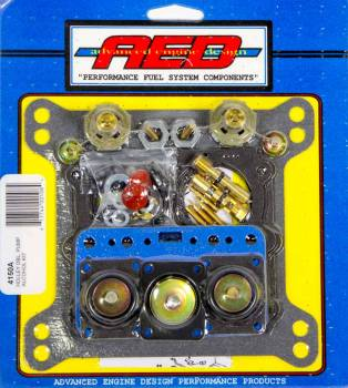 AED Performance - AED Holley 390-1000 CFM Alcohol Double Pumper Carburetor Rebuild Kit