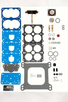 AED Performance - AED Holley 600-950 CFM Holley Vacuum Secondary Carburetor Rebuild Kit