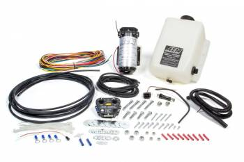 AEM Electronics - AEM Boost Reference Controlled Water Injection System 1 gal Reservoir - Universal Gas