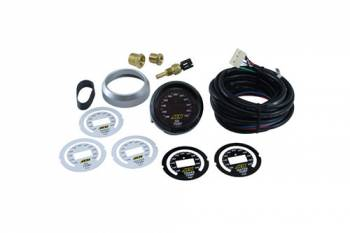AEM Electronics - AEM Oil/Trans/Water Temp Digital Gauge 100-300f