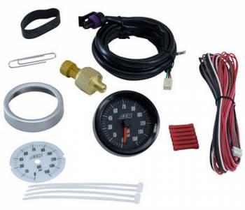 AEM Electronics - AEM Electronics Air/Oil/Fuel Pressure Analog Gauge 0-150psi
