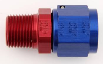 "XRP - XRP -10 AN Straight Female to Male 1/2"" NPT"
