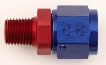 "XRP - XRP -08 AN to 1/4"" NPT Straight Swivel Adapter"