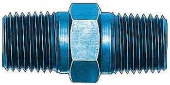 """Aeroquip - Aeroquip Aluminum 1/8"""" NPT Male Pipe Nipple"""