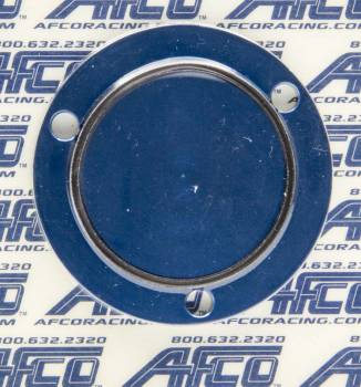 AFCO Racing Products - AFCO Drive Flange Cap (w/o-Ring) - AFCO Rear Hub
