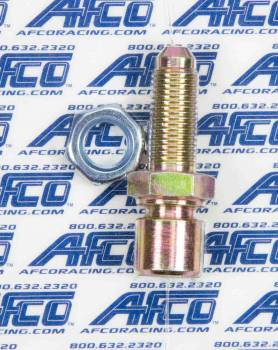 AFCO Racing Products - AFCO Brake Line Adapter -3/16 Line to -04 AN
