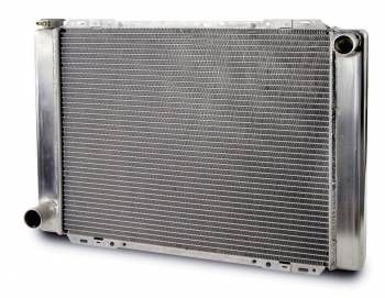 "AFCO Racing Products - AFCO Standard Aluminum Radiator - 19"" x 27-1/2"" x 3"" - Ford"
