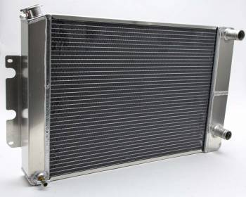 AFCO Racing Products - AFCO 66-67 Chevelle Radiator Manual Transmission LS1