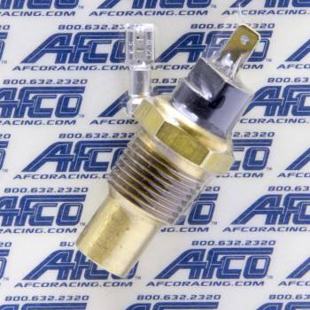 """AFCO Racing Products - AFCO 230° Water Temperature Sending Unit - 1/2"""" NPT"""