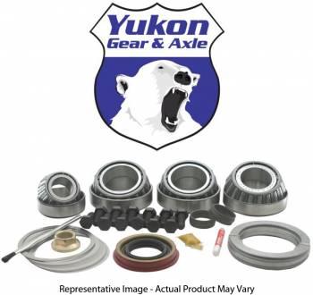 "Yukon Gear & Axle - Yukon Master Overhaul Kit - Ford Daytona 9"" LM603011 Differential w/ Crush Sleeve Eliminator"