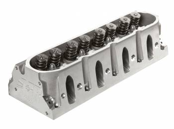 Airflow Research (AFR) - AFR 230cc LSX Mongoose Strip Aluminum Cylinder Heads - Small Block Chevrolet