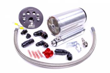 Aeromotive - Aeromotive Eliminator Stealth Fuel Pump System