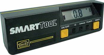 """MD Building Products - MD SmartTool 8"""" Smart Level"""