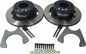 Allstar Performance - Allstar Performance 10 Bolt GM 78-88 Metric Style Rear Disc Brake Kit