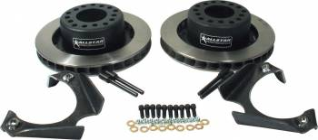"Allstar Performance - Allstar Performance Rear Disc Brake Kit - GM 10 Bolt - 1.250"" x 11.750"" Rotors - No Calipers"