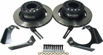 "Allstar Performance - Allstar Performance Rear Disc Brake Kit - GM 10 Bolt - .810"" x 11.750"" Rotors - No Calipers"
