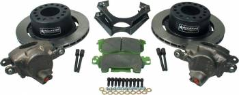 "Allstar Performance - Allstar Performance Rear Disc Brake Kit - GM 10 Bolt - .810"" x 11.750"" Rotors - Allstar Performance GM Calipers"