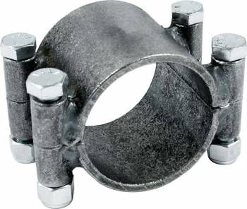 "Allstar Performance - Allstar Performance Clamp-On Ring, Retainer - 3"" Wide, 4 Bolt Tube"