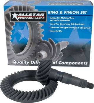 "Allstar Performance - Allstar Performance Ford 9"" Ring and Pinion Gear Set - Ratio: 4.56"