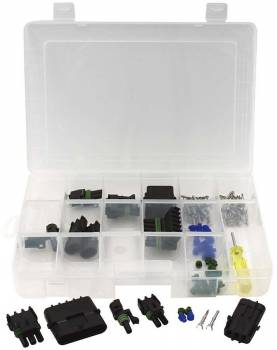 Allstar Performance - Allstar Performance Weather Pack Connector Starter Kit