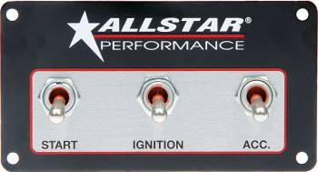 Allstar Performance - Allstar Performance Weatherproof Switch Panel