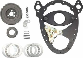 Allstar Performance - Allstar Performance Billet Aluminum SB Chevy Gear Drive Set