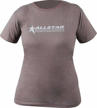 Allstar Performance - Allstar Performance Ladies Vintage T-Shirt - Charcoal - X-Large
