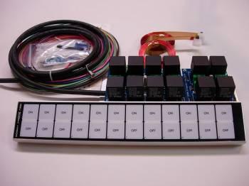 ARC-Auto Rod Controls - Auto-Rod Controls In-Dash Control Module