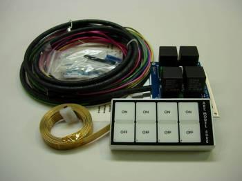 ARC-Auto Rod Controls - Auto-Rod Controls In-Dash Control Module - 4 Switch