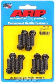 ARP - ARP Header Bolt Kit - 6 Point 3/8 x 1.00 UHL (12)