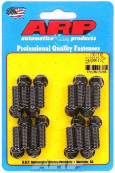ARP - ARP Header Bolt Kit - 6 Point 3/8 x 1.00 UHL (16)