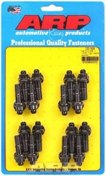 "ARP - ARP Header Stud Kit - 3/8"" x 1.670"" OAL (16) Header Fasteners, Studs, External 12-Point, Black Oxide, BB Ford"