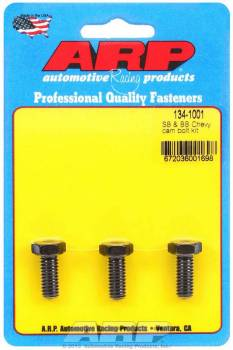 "ARP - ARP High Performance Series Cam Bolt Kit - Standard Chevy - 5/16""-18, 1/2"" Socket Size"