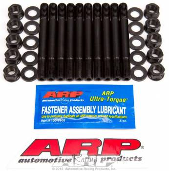ARP - ARP High Performance Series Main Stud Kit - SB Chevy - 2-Bolt Main - Large Journal w/o Windage Tray