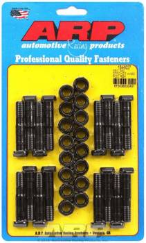 ARP - ARP High Performance Series Connecting Rod Bolt Kit - SB Chevy 383 Stroker w/ 350 Rods - Extra Head Clearance - Set of 16