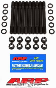 ARP - ARP Pro Series Head Stud Kit - Ford 4 Cyl Pinto 2300cc - 12 Pt. Nuts w/ Undercut Studs