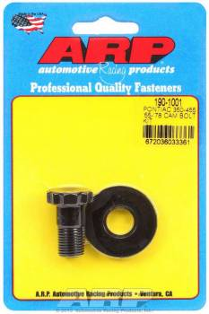 ARP - ARP Pontiac Cam Bolt Kit - Fits 350-455