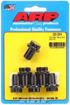 ARP - ARP Pontiac Flexplate Bolt Kit - 6-Bolt