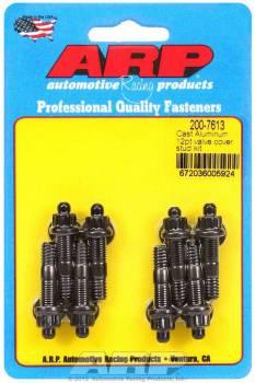 "ARP - ARP Valve Cover Stud Kit - For Cast Aluminum Covers - 1/4""-20 - 1.500"" Under Head Length - 12-Point (12 Pieces)"
