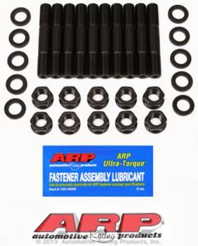 ARP - ARP Hex Nuts Main Stud Kit 2-Bolt Mains Chromoly Black Oxide - BMC/Triumph/Rover 4-Cylinder