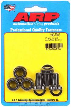 "ARP - ARP Torque Converter Bolt Kit - GM Powerglide - TH350 & TH400 w/ Most Aftermarket Converters - 7/16""-20 - .725"" Under Head Length"