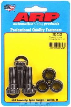 "ARP - ARP Torque Converter Bolt Kit - GM 7/16""-20 x 1.250"", Bert Couplers"