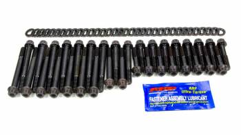 ARP - ARP Pro Series Head Bolt Kit - SB Chevy - Dart II - Brodix Track 1 - 12 Pt. Heads
